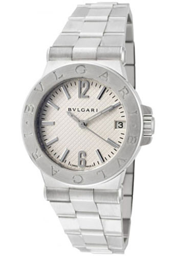 Bulgari Watches - Diagono 29 mm - Stainless Steel - Style No: 101610 DG29C6SSD