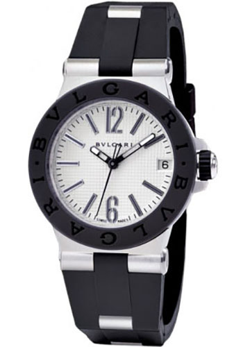 Bulgari Watches - Diagono 29 mm - Stainless Steel - Style No: 101611 DG29C6SVD