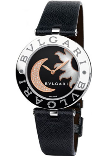 Bulgari Watches - B.zero1 35 mm - Stainless Steel - Style No: 101739 BZ35BSMDSL