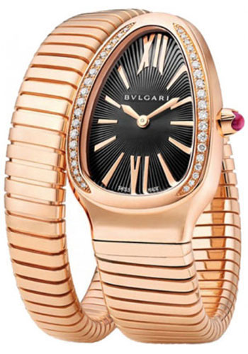 Bulgari Watches - Serpenti 35 mm - Pink Gold - Style No: 101815 SPP35BGDG.1T