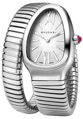 Bulgari Watches - Serpenti 35 mm - Stainless Steel - Style No: 101817 SP35C6SS.1T