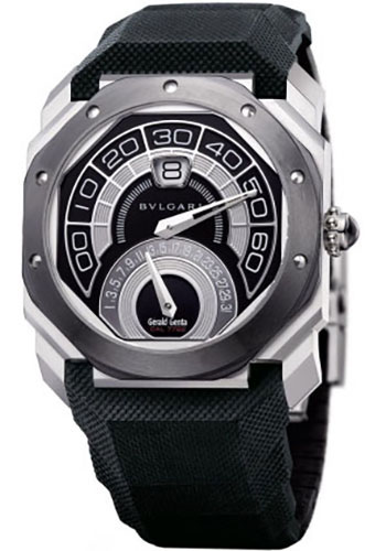 Bulgari Watches - Octo 43 mm - Stainless Steel - Style No: 101831 BGO43BSCVDBR