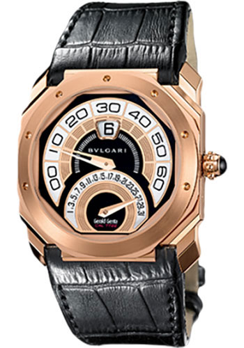Bulgari Watches - Octo 43 mm - Pink Gold - Style No: 101832 BGOP43BGLDBR