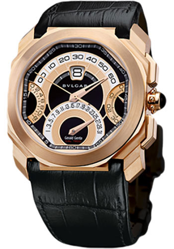Bulgari Watches - Octo 45 mm - Pink Gold - Style No: 101837 BGOP45BGLDCHQR