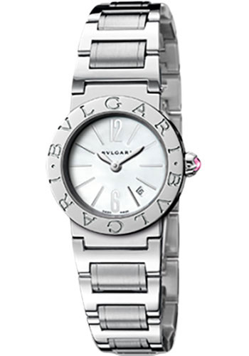 Bulgari Watches - Bulgari Bulgari 26 mm - Stainless Steel - Bracelet - Style No: 101885 BBL26WSSD