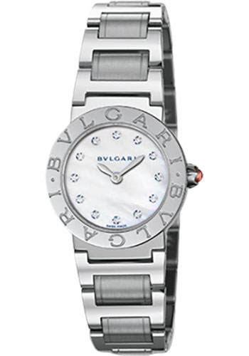 Bulgari Watches - Bulgari Bulgari 26 mm - Stainless Steel - Bracelet - Style No: 101886 BBL26WSS/12
