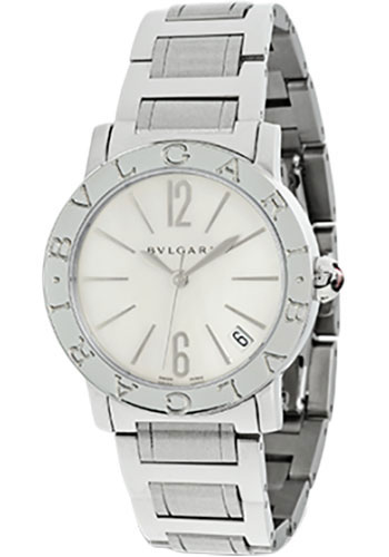 Bulgari Watches - Bulgari Bulgari 33 mm - Stainless Steel - Bracelet - Style No: 101889 BBL33WSSD