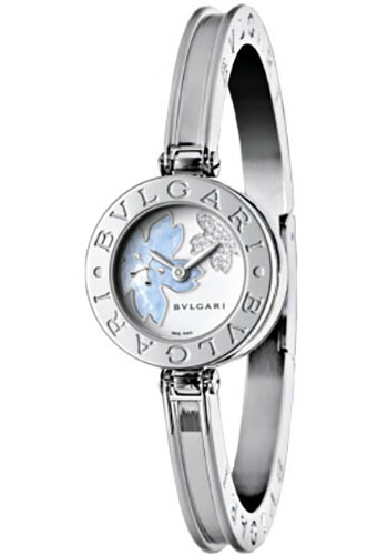 Bulgari Watches - B.zero1 22 mm - Stainless Steel - Style No: 101898 BZ22FDSS.M