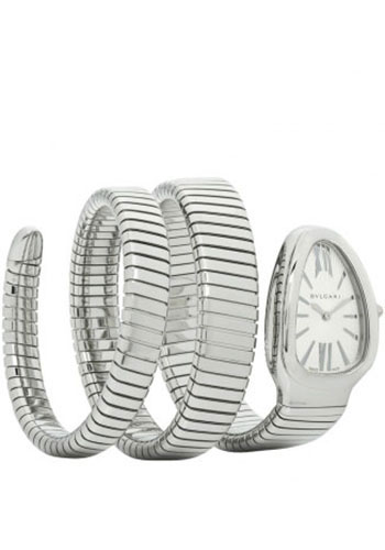 Bulgari Watches - Serpenti 35 mm - Stainless Steel - Style No: 101911 SP35C6SS.2T