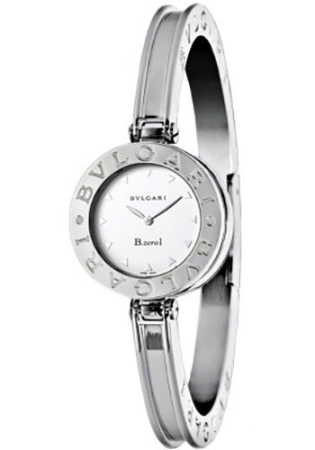 Bulgari Watches - B.zero1 22 mm - Stainless Steel - Style No: 101912 BZ22WLSS.M