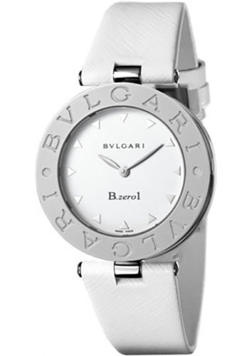 Bulgari Watches - B.zero1 35 mm - Stainless Steel - Style No: 101914 BZ35WLSL