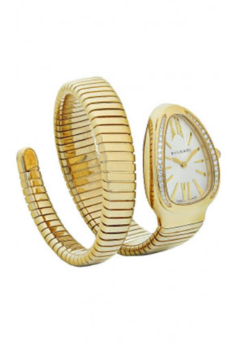 Bulgari Watches - Serpenti 35 mm - Yellow Gold - Style No: 101924 SP35C6GDG.1T