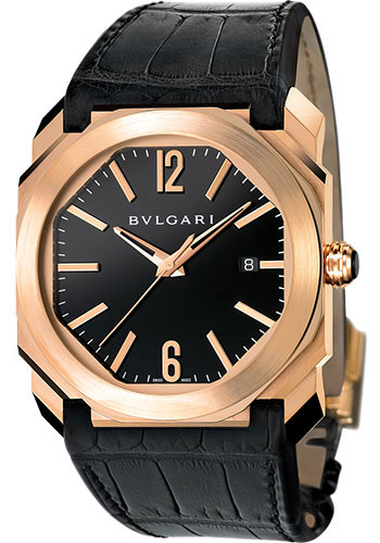 Bulgari Watches - Octo 41 mm - Pink Gold - Style No: 101963