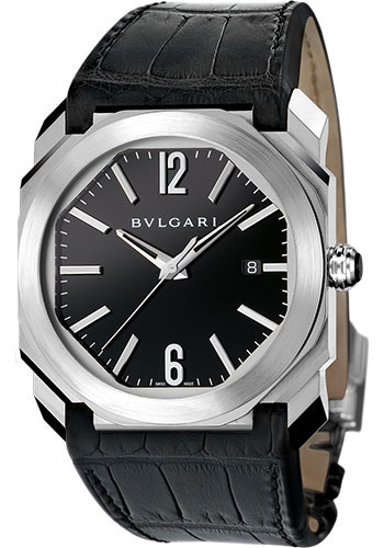 Bulgari Watches - Octo 41 mm - Stainless Steel - Style No: 101964