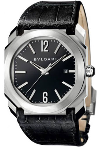 Bulgari Watches - Octo 41 mm - Stainless Steel - Style No: 101964 BGO41BSLD