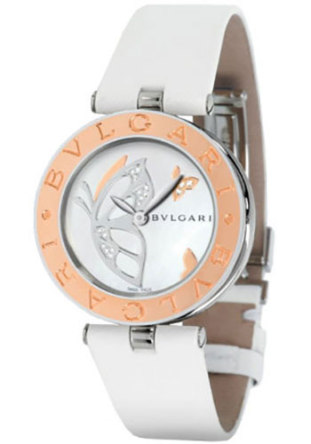 Bulgari Watches - B.zero1 30 mm - Steel and Gold - Style No: 101979 BZ30BDSGL