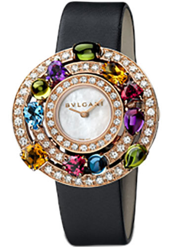 Bulgari Watches - Astrale Pink Gold - Style No: 102011 AEP36D2CWL