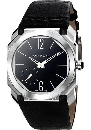 Bulgari Watches - Octo Finissimo - 40 mm - Platinum - Style No: 102028