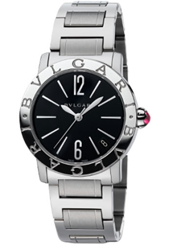 Bulgari Watches - Bulgari Bulgari 33 mm - Stainless Steel - Bracelet - Style No: 102072 BBL33BSSD