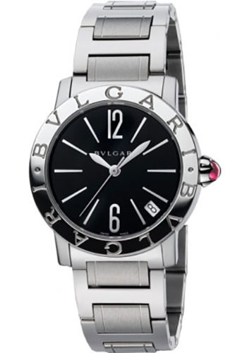 Bulgari Watches - Bulgari Bulgari 26 mm - Stainless Steel - Bracelet - Style No: 102073 BBL26BSSD