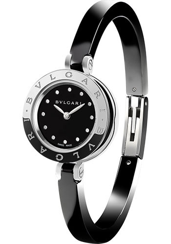 Bulgari Watches - B.zero1 23 mm - Stainless Steel - Style No: 102085