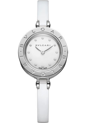 Bulgari Watches - B.zero1 23 mm - Stainless Steel - Style No: 102086