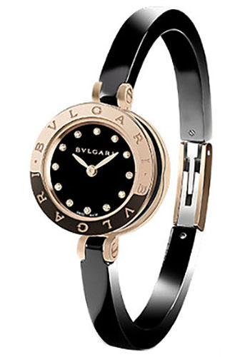 Bulgari Watches - B.zero1 23 mm - Pink Gold - Style No: 102087 BZ23BSGCC/12.M