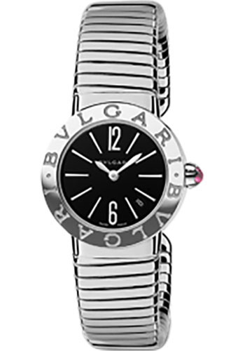 Bulgari Watches - Bulgari Bulgari 26 mm - Stainless Steel - Tobogas Bracelet - Style No: 102097 BBL262TBSS.M