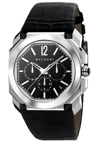 Bulgari Watches - Octo 41 mm - Stainless Steel - Style No: 102103 BGO41BSLDCH