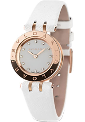 Bulgari Watches - B.zero1 23 mm - Pink Gold - Style No: 102176 BZ23WSGCL/12