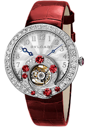 Bulgari Watches - Berries - Style No: 102184 BEW40WGD2LRTB