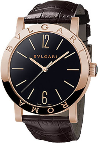 Bulgari Watches - Bulgari Roma 39 mm - Style No: 102186 BBP39BGL/ROMA