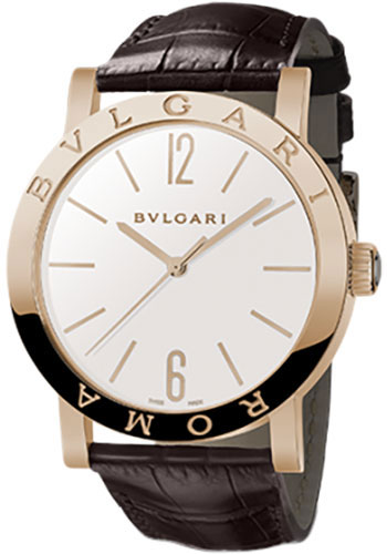 Bulgari Watches - Bulgari Roma 39 mm - Style No: 102187 BBP39WGL/ROMA
