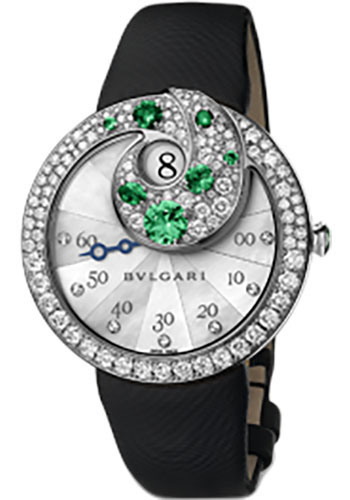 Bulgari Watches - Berries - Style No: 102189 BEW40WGD2LER
