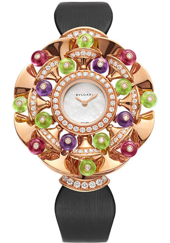 Bulgari Watches - Divas Dream 39 mm - Rose Gold - Style No: 102217