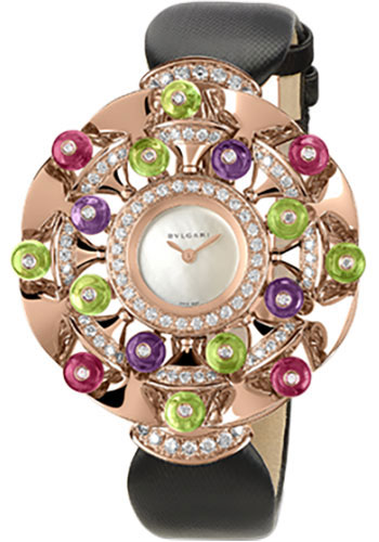 Bulgari Watches - Divas Dream 30 mm - Rose Gold - Style No: 102217 DVP39WGD1ARPL