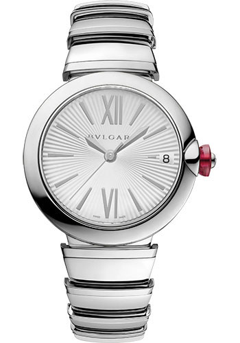 Bulgari Watches - Lucea 33 mm - Stainless Steel - Style No: 102219