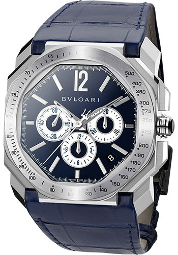 Bulgari Watches - Octo L Originale - 41 mm - Stainless Steel - Style No: 102229