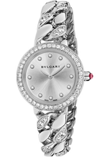 Bulgari Watches - Bulgari Bulgari 31 mm - White Gold - Catene Bracelet - Style No: 102298 BBCW31C6GDGD.1T/12