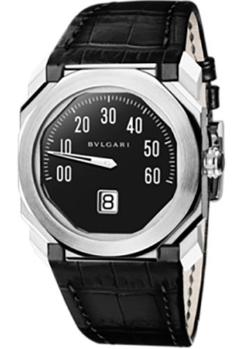 Bulgari Watches - Octo 38 mm - Stainless Steel - Style No: 102336 BGO38BSLR
