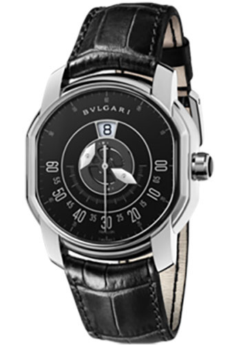Bulgari Watches - Daniel Roth 45 mm - White Gold - Style No: 102338 BRRW45BGLPAP