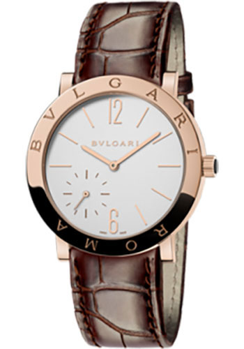 Bulgari Watches - Bulgari Roma 41 mm - Style No: 102358 BBP41WGLXT