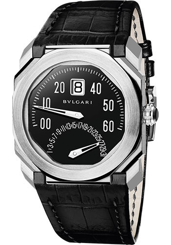 Bulgari Watches - Octo 38 mm - Stainless Steel - Style No: 102369 BGO38BSLDBR