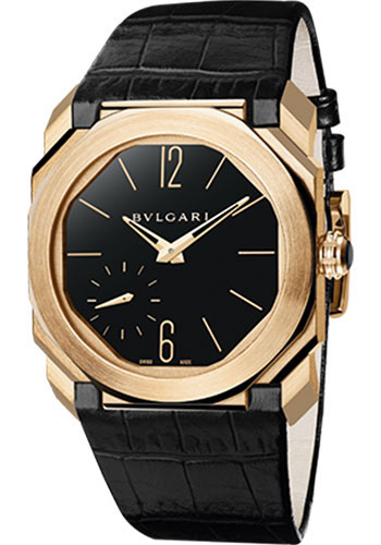 Bulgari Watches - Octo Finissimo - 40 mm - Rose Gold - Style No: 102371