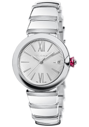Bulgari Watches - Lucea 36 mm - Stainless Steel - Style No: 102383 LU36C6SSD