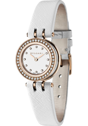 Bulgari Watches - B.zero1 23 mm - Pink Gold - Style No: 102398 BZ23WSGDL/12