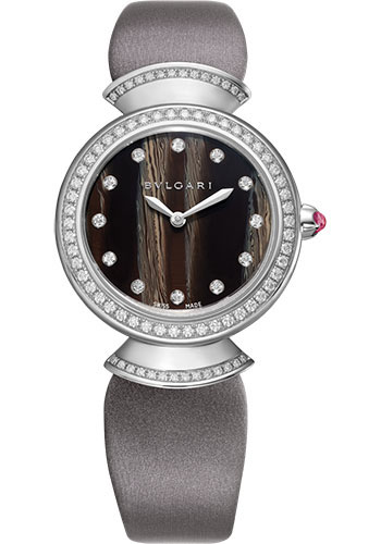 Bulgari Watches - Divas Dream 30 mm - White Gold - Style No: 102434