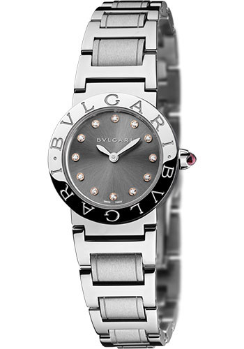 Bulgari Watches - Bulgari Bulgari 26 mm - Stainless Steel - Bracelet - Style No: 102479 BBL26C6SS/12