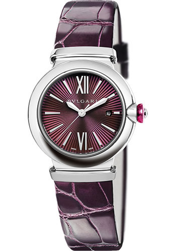 Bulgari Watches - Lucea 33 mm - Stainless Steel - Style No: 102495 LU33C7SLD
