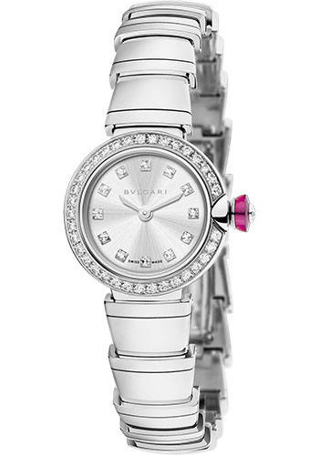 Bulgari Watches - Lucea 23 mm - White Gold - Style No: 102514